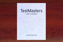 TestMasters LSAT Course Book