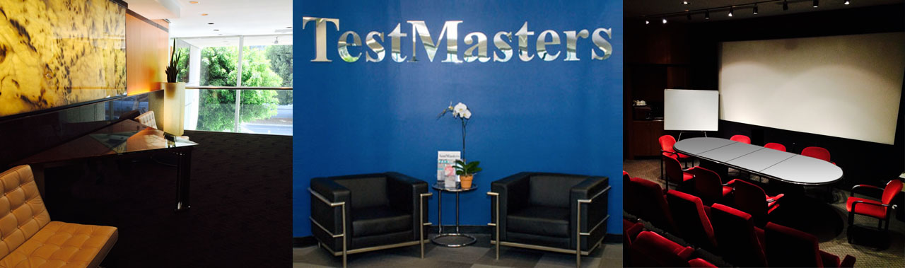 TestMasters Offers Unmatched Teaching Experience